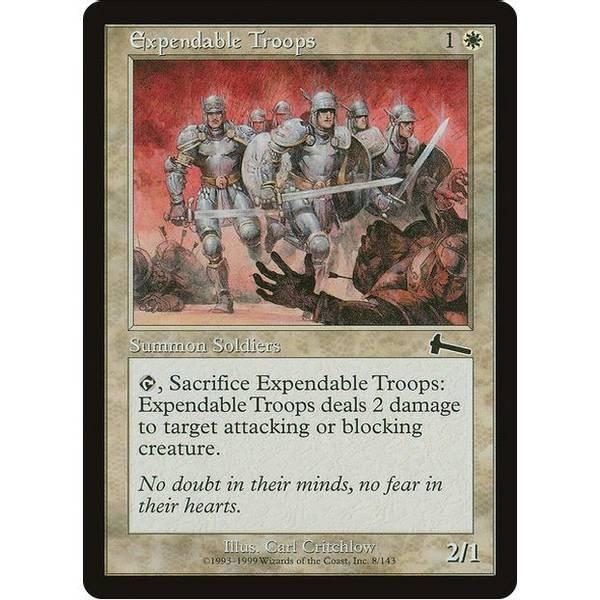 Bilde av Expendable Troops