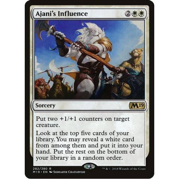 Bilde av Ajani's Influence