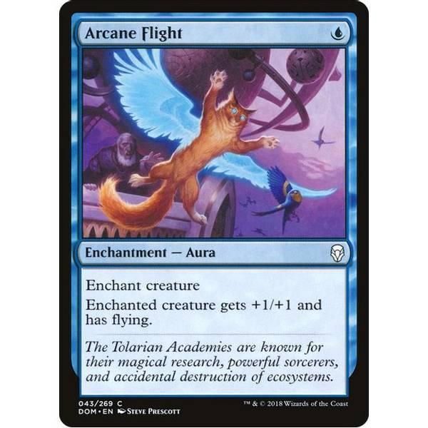 Bilde av Arcane Flight