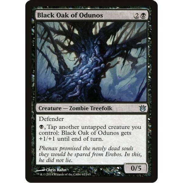 Bilde av Black Oak of Odunos