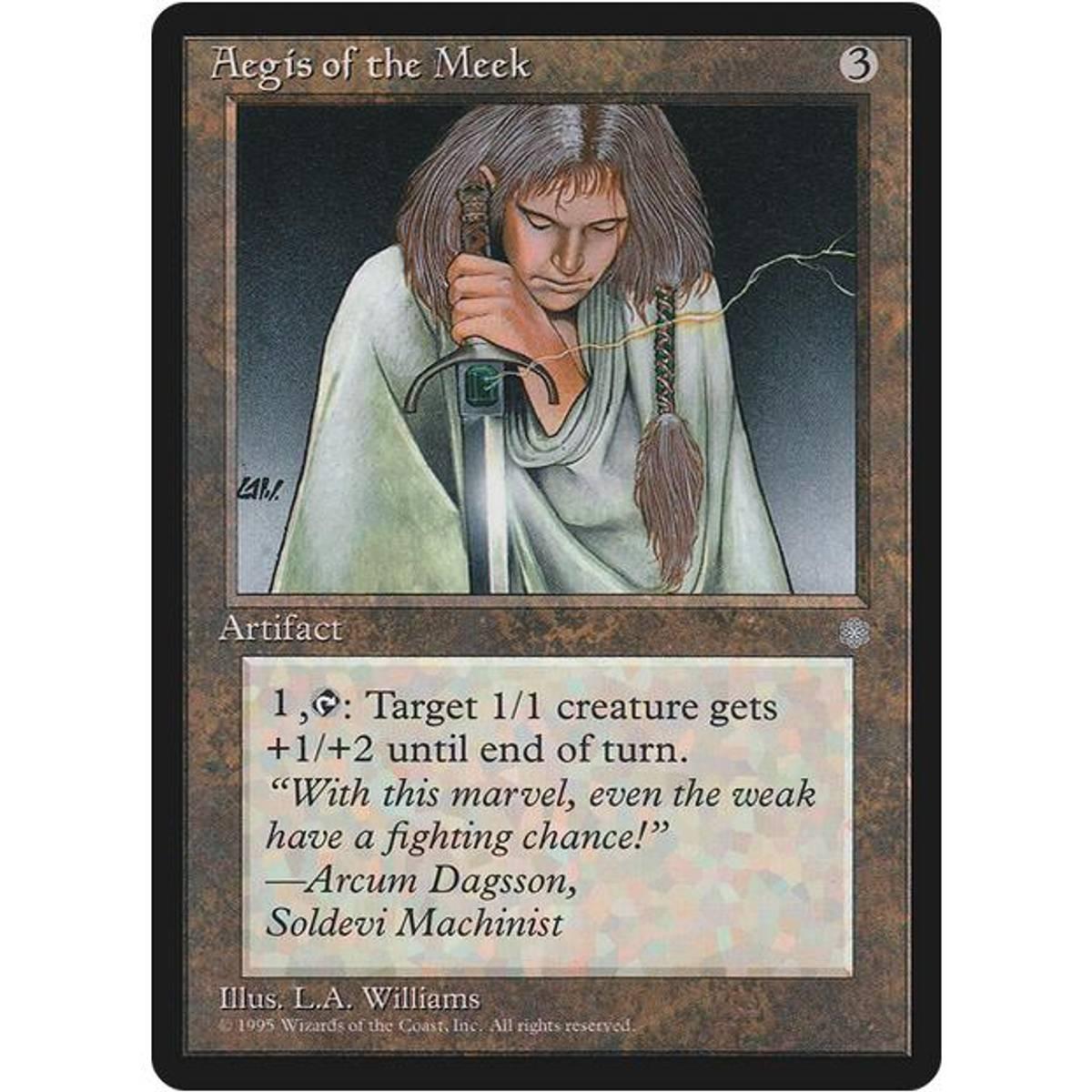 Aegis of the Meek