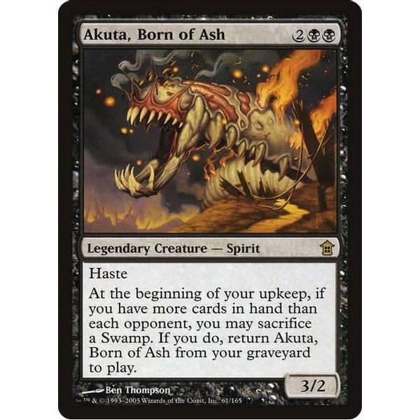 Bilde av Akuta, Born of Ash