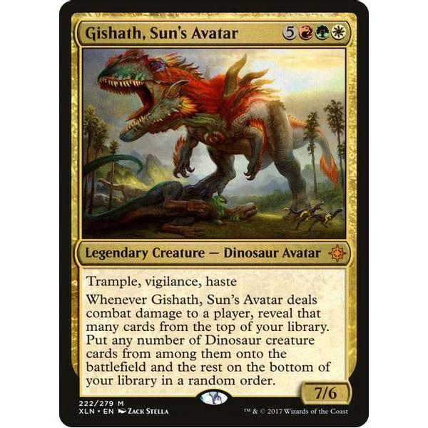 Bilde av Gishath, Sun's Avatar