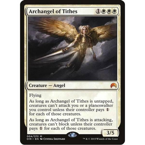 Bilde av Archangel of Tithes