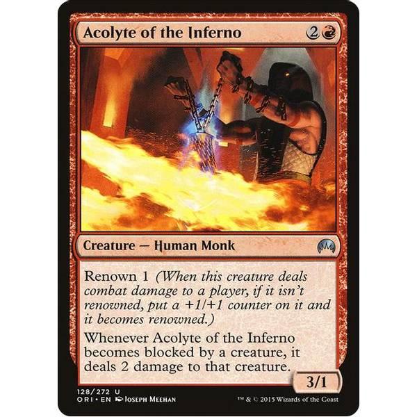 Bilde av Acolyte of the Inferno