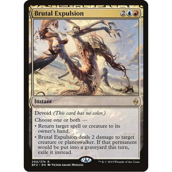 Bilde av Brutal Expulsion