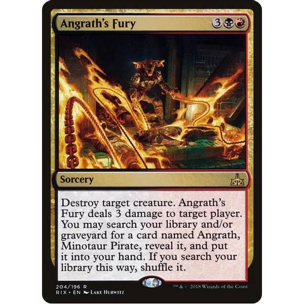 Bilde av Angrath's Fury