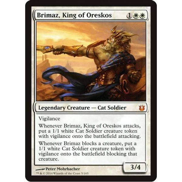 Bilde av Brimaz, King of Oreskos