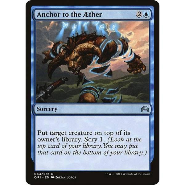 Bilde av Anchor to the Aether