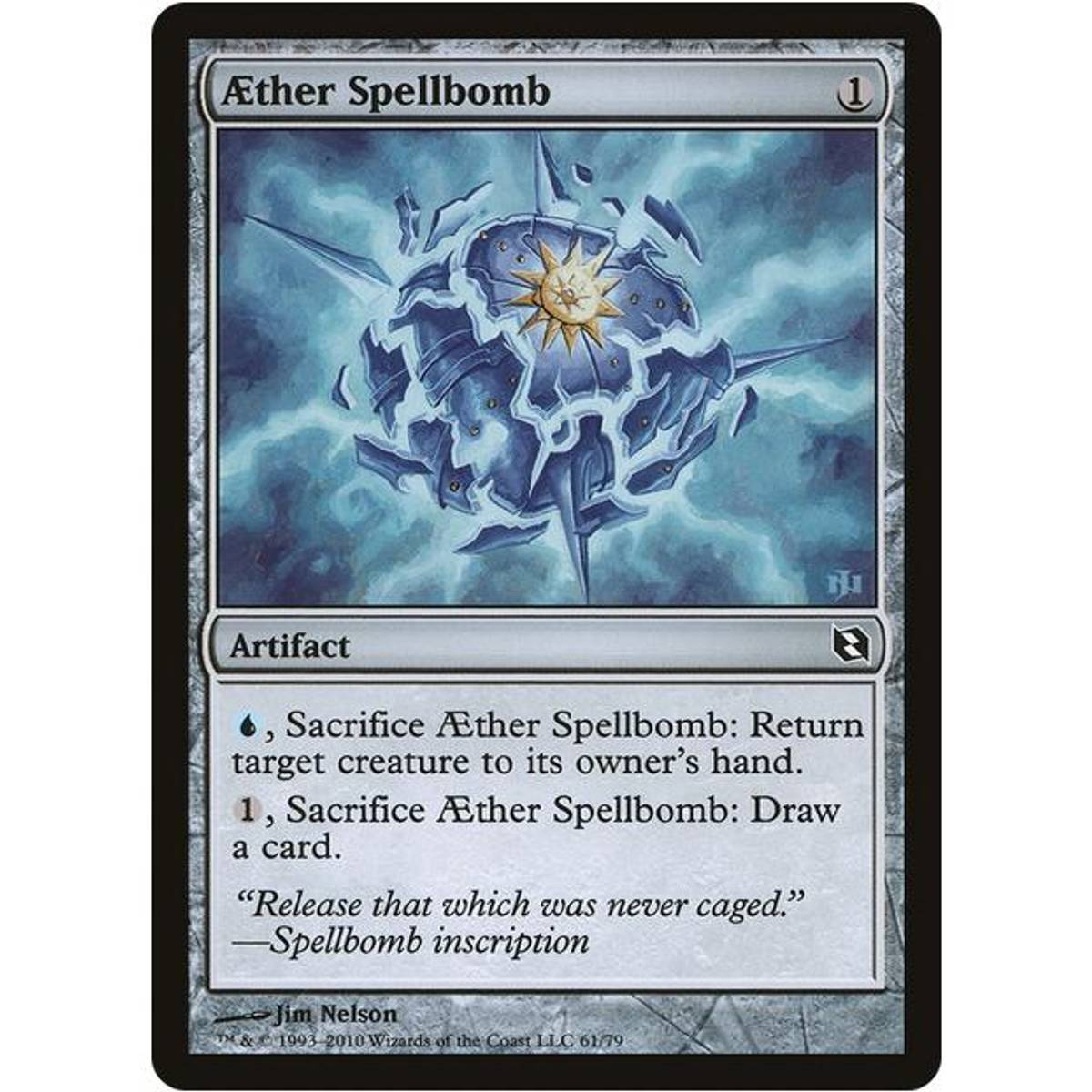Aether Spellbomb